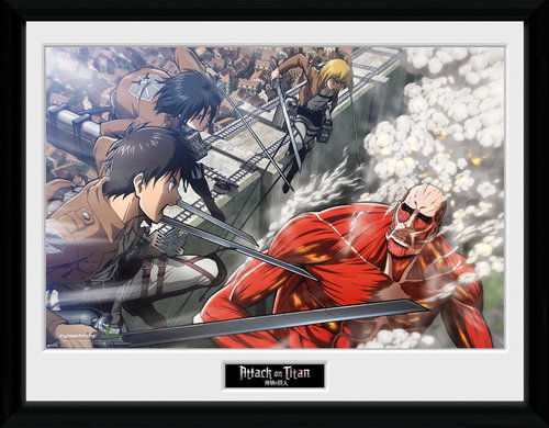Poster Attack on Titan 135417