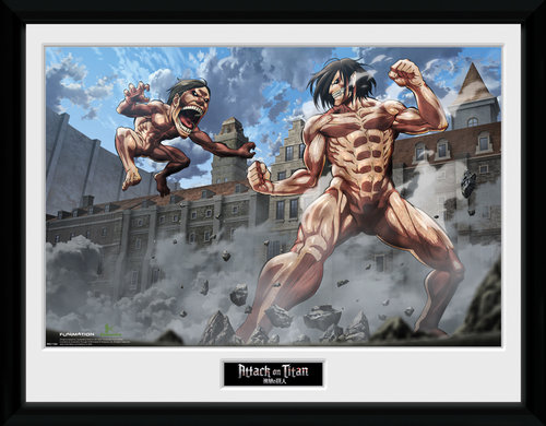 Poster Attack on Titan 135418
