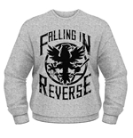 Sweatshirt Falling in Reverse Eagle