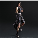 Final Fantasy VII Advent Children Play Arts Kai Actionfigur Tifa 26 cm