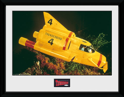 Poster Thunderbirds 136099
