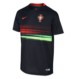 Trikot Portugal Fussball 2015-2016 Away