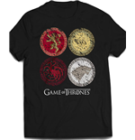 T-Shirt Game of Thrones 136804