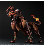 Final Fantasy VII Advent Children Play Arts Kai Actionfigur Red XIII 23 cm