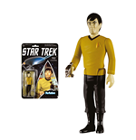 Star Trek ReAction Actionfigur Sulu 10 cm