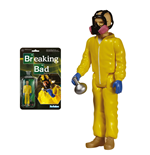 Breaking Bad ReAction Actionfigur Walter White in Cook Suit 10 cm