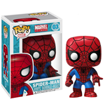 Marvel Comics POP! Vinyl Figur Spider-Man 10 cm
