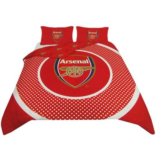 bettw sche arsenal doppelbett f r nur chf 54 66 bei merchandisingplaza. Black Bedroom Furniture Sets. Home Design Ideas