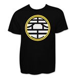T-Shirt Dragon Ball Z King Kai Symbol