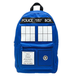 Rucksack Doctor Who