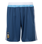 Shorts Argentinien Fussball 2015-2016 Away