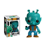 Star Wars POP! Vinyl Wackelkopf-Figur Greedo Black Box Re-Issue 9 cm