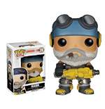 Evolve POP! Games Vinyl Figur Hank 9 cm