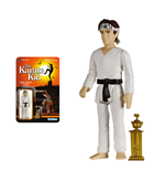 Karate Kid ReAction Actionfigur Daniel Larusso in Karate Suit 10 cm