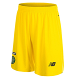 Shorts Celtic 2015-2016 Home (Gelb)