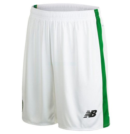 Shorts Celtic 2015-2016 Home (Weiss)