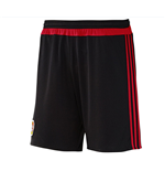 Shorts Bayer Leverkusen 2015-2016 Home (Schwarz)