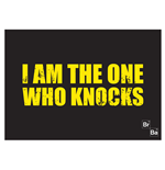 Breaking Bad Teppich I am the one who knocks 70 x 50 cm
