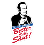 Breaking Bad Teppich Better Call Saul 57 x 105 cm