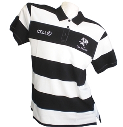 Polohemd Natal Sharks Stripes