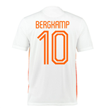 Trikot Holland Fussball 2015-2016 Away