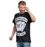 T-Shirt Metallica - DEALER