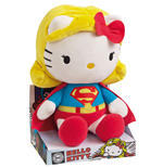 Hello Kitty DC Comics Plüschfigur Superwoman 27 cm