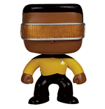 Star Trek TNG POP! Vinyl Figur Geordie 9 cm
