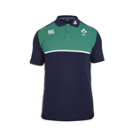 Polohemd Irland Rugby 2015-2016