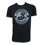 T-Shirt Brooklyn Brewery Suede Logo