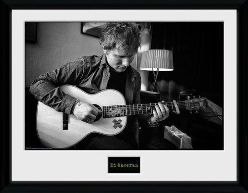Kunstdruck Ed Sheeran 140386
