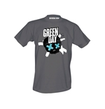 T-Shirt Green Day 140436