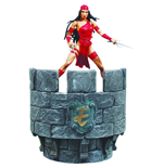 Marvel Select Actionfigur Elektra 18 cm