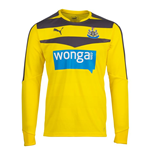 Trikot Newcastle United 2015-2016 Home (Gelb)