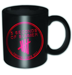 Tasse 5 seconds of summer - Derping Stamp