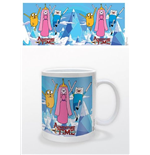 Tasse Adventure Time - Princess Jake & Finn