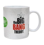 Tasse Big Bang Theory - Logo