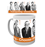 Tasse Trainspotting.