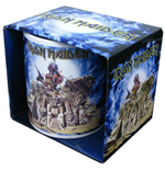 Tasse Iron Maiden -  Somewhere Back In Time