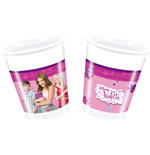 Set Becher Violetta
