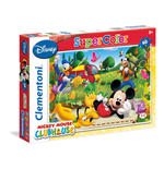 Puzzle Mickey Mouse 142452