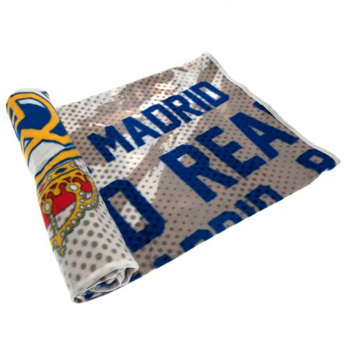 Fleece-Decke Real Madrid