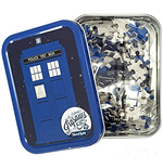 Puzzle Doctor Who - 150 Teile Dr. Who Tardis