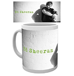 Tasse Ed Sheeran in grun