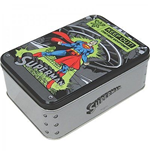 Box Superman aus Metall - Kryptonite