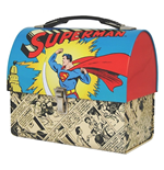 Metallkoffer Superman