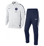 Trainingsanzug Paris Saint-Germain 2015-2016 (Weiss)