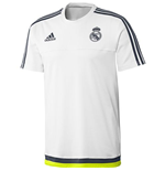 T-Shirt Real Madrid 2015-2016 (Weiss)
