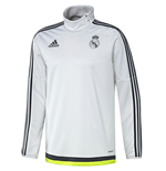 Sweatshirt Real Madrid 2015-2016 (Weiss)
