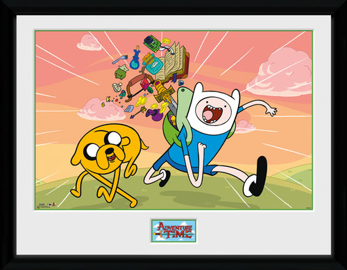 Kunstdruck Adventure Time 143550